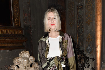 Linda Tol Vogue Yoox Challenge - The Future Of Responsible Fashion Dinner Event
