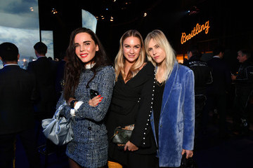 Linda Tol Breitling '#LEGENDARYFUTURE' Roadshow 2018 in Zurich - Dinner Show
