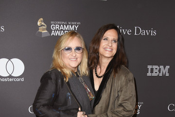 Linda Wallem The Recording Academy And Clive Davis' 2019 Pre-GRAMMY Gala - Arrivals