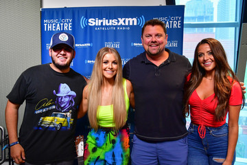 Lindsay Ell Storme Warren Hosts A Special CMA Fest Edition Of The 'Storme Warren Show' On SiriusXM's The Highway Channel At The SiriusXM Nashville Studios - Day 1