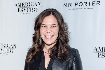 Lindsay Mendez 'American Psycho' Broadway Opening Night - Arrivals & Curtain Call
