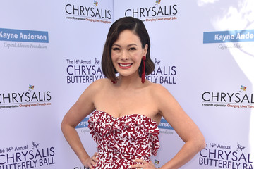 Lindsay Price 16th Annual Chrysalis Butterfly Ball - Arrivals