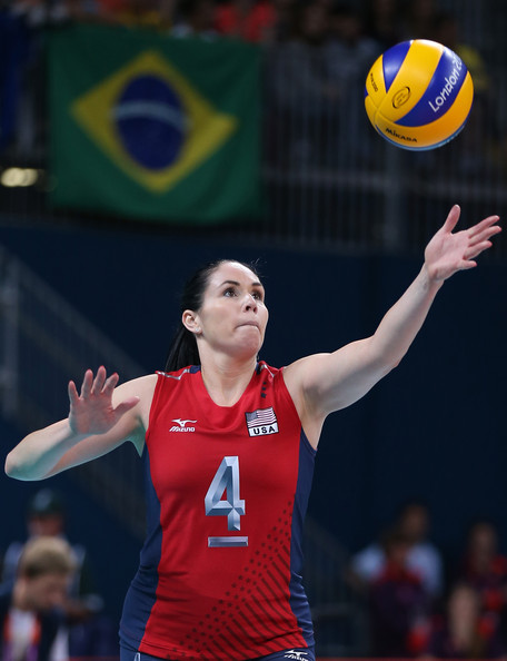 Lindsey Berg - Olympics Day 3 - Volleyball