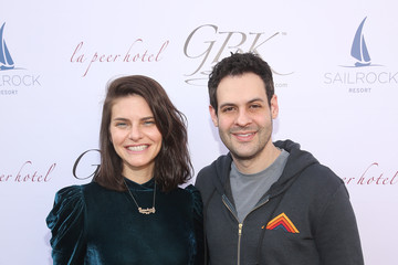 Lindsey Kraft GBK And La Peer Pre-Globes Luxury Lounge – Saturday