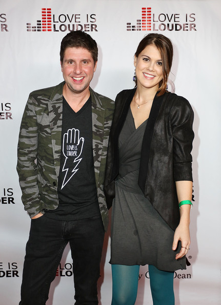 Shaw Love is Louder Director Courtney Knowles and actress Lindsey Shaw    Lindsey Shaw Boyfriend 2012