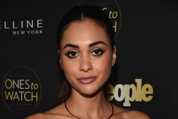 Lindsey Morgan People's 'Ones to Watch' Event Presented by Maybelline New York - Red Carpet