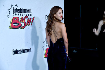 Lindsey Morgan Entertainment Weekly Hosts Its Annual Comic-Con Party at FLOAT at the Hard Rock Hotel