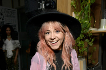 Lindsey Stirling Marie Claire Honors Hollywood's Change Makers