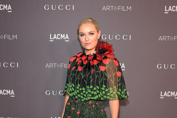 Lindsey Vonn 2017 LACMA Art + Film Gala Honoring Mark Bradford and George Lucas Presented by Gucci - Red Carpet