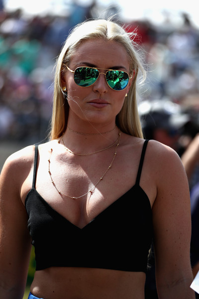 Lindsey Vonn Photos Photos - F1 Grand Prix of USA - Zimbio