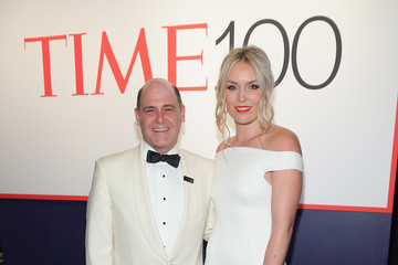 Lindsey Vonn TIME 100 Gala, TIME's 100 Most Influential People In The World - Lobby Arrivals