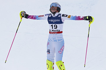 Lindsey Vonn FIS World Ski Championships - Women's Combined