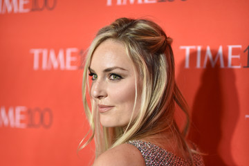 Lindsey Vonn 2016 Time 100 Gala, Time's Most Influential People in the World - Red Carpet