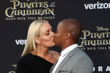 """Lindsey Vonn Premiere of Disney's """"Pirates of the Caribbean: Dead Men Tell No Tales"""" - Arrivals"""