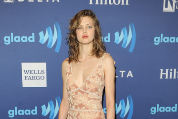 Lindsey Wixson Ketel One Vodka Hosts The VIP Red Carpet Suite At The 26th Annual GLAAD Media Awards In New York