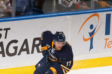 Linus Omark Florida Panthers v Buffalo Sabres