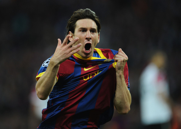 ... Photo - Barcelona v Manchester United - UEFA Champions League Final