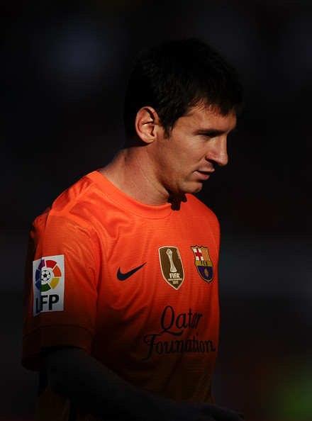 the latest 19b00 dcfc4 Lionel Messi Photos - CA Osasuna v FC Barcelona - La Liga ...