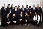 Gareth Barry and Joe Hart Photos Photo