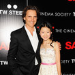 Catherine Chan Lionsgate with The Cinema Society & TW Steel host the premiere of