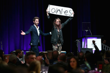 Lior Suchard Steven Tyler's 2nd Annual Grammy Awards Viewing Party To Benefit Janie's Fund Presented By Live Nation - Inside