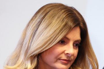 Lisa Bloom Trump Accuser 'Jane Doe' Speaks to the Media Regarding Her Lawsuit Against Him For Alleged Rape When She Was 13