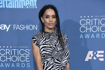 Lisa Bonet The 22nd Annual Critics' Choice Awards - Arrivals