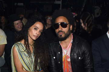 Lisa Bonet SAINT LAURENT at the Palladium - Inside
