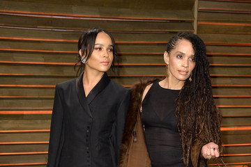 Lisa Bonet Stars at the Vanity Fair Oscar Party