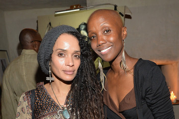 Lisa Bonet Shine On Sierra Leone's Annual LIGHT THE NIGHT Event