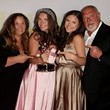 Lisa D'Ambrosio 48th Annual Daytime Emmy Awards Children's, Animation And Lifestyle -  Winners Walk