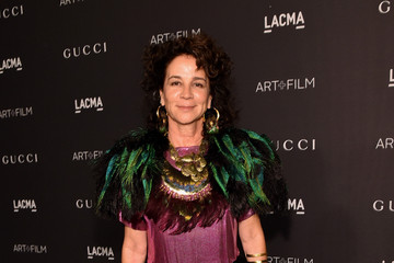 Lisa Eisner LACMA 2015 Art+Film Gala Honoring James Turrell and Alejandro G Inarritu, Presented by Gucci - Red Carpet