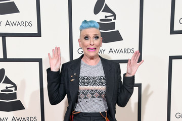 Lisa Lampanelli The 58th GRAMMY Awards - Arrivals