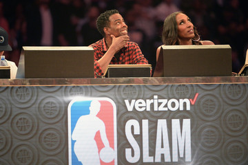 Lisa Leslie Verizon Slam Dunk Contest 2018