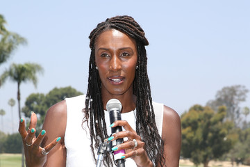 Lisa Leslie BETX Golf