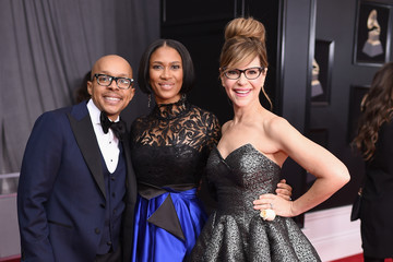 Lisa Loeb 60th Annual GRAMMY Awards - Red Carpet