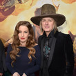 Lisa Marie Presley Premiere Of Warner Bros. Pictures' 'Mad Max: Fury Road' - Red Carpet