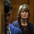 Lisa Murkowski Members Of Congress Return To Capitol Hill Amidst New Kavanaugh Accusations