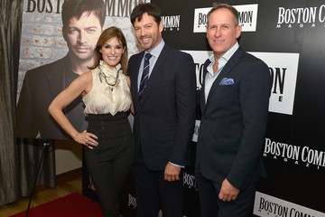 Lisa Pierpont Boston Common Magazine Celebrates Its Men's Issue With Cover Star Harry Connick Jr. At Bistro du Midi