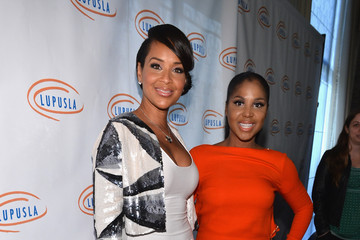 Lisa Raye McCoy Lupus LA 10th Anniversary Hollywood Bag Ladies Luncheon