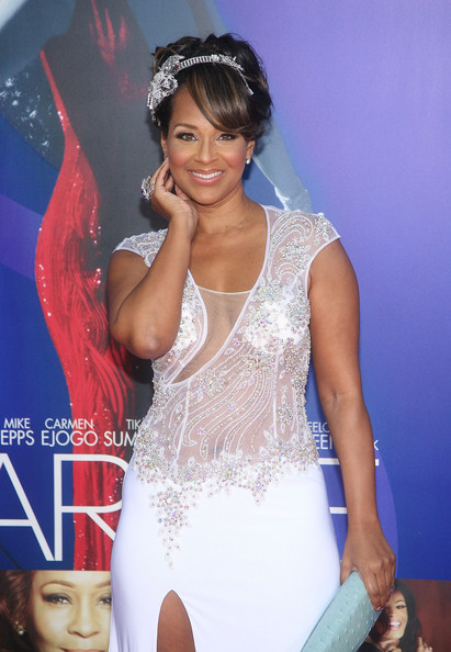"Lisa Raye - Tri Star Pictures Presents ""Sparkle"""