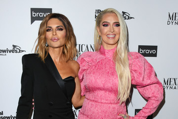 Lisa Rinna Erika Jayne Bravo's Premiere Party For 'The Real Housewives Of Beverly Hills' Season 9 And 'Mexican Dynasties' - Arrivals