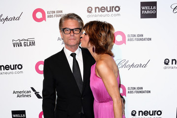 Lisa Rinna Arrivals at the Elton John AIDS Foundation Oscars Viewing Party — Part 4