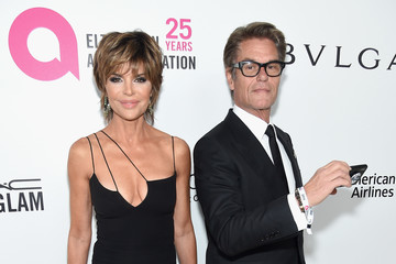 Lisa Rinna 26th Annual Elton John AIDS Foundation Academy Awards Viewing Party sponsored by Bulgari, celebrating EJAF and the 90th Academy Awards - Red Carpet