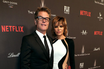 Lisa Rinna The Weinstein Company and Netflix Golden Globes Party Presented With Landmark Vineyards