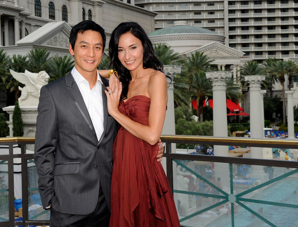 lisa selesner pictures newlyweds daniel wu and lisa