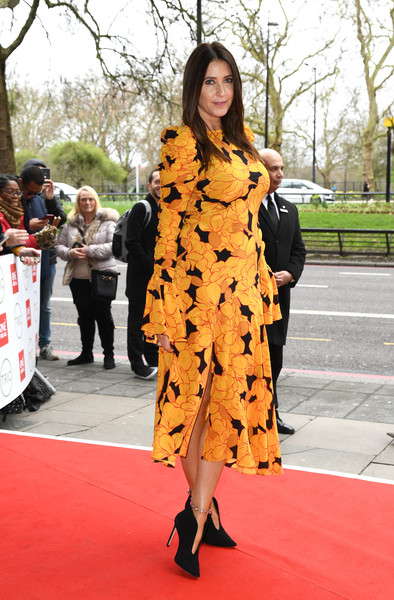 TRIC Awards 2020 - Red Carpet Arrivals [clothing,red carpet,street fashion,fashion,carpet,yellow,fashion model,orange,flooring,dress,carpet,lisa snowdon,tric awards,fashion,red carpet,street fashion,celebrity,yellow,red carpet arrivals,fashion show,celebrity,red carpet,fashion,fashion show,model,supermodel,runway,haute couture,socialite,yellow]