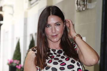 Lisa Snowdon 'Future Dreams' Fundraising Lunch - Arrivals