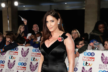 Lisa Snowdon The Pride of Britain Awards 2017 - Arrivals