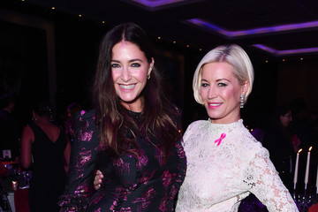 Lisa Snowdon Breast Cancer Care London Fashion Show in Association With Comfort